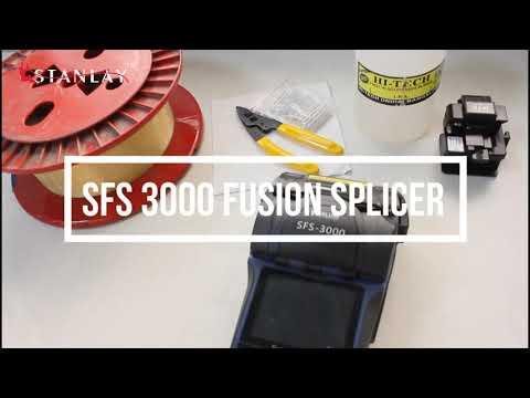 SFS-3000 FTTX Fusion Splicer