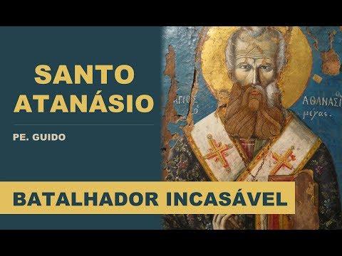 Vida de Santo Atanásio de Alexandria   02 de Maio   Pe. Guido