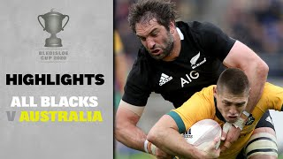 New Zealand v Australia Rd.1 2020 Bledisloe Cup video highlights |