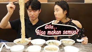 Video Orang Korea ini balik ke Indonesia karena kangen mie ayam..?! MP3, 3GP, MP4, WEBM, AVI, FLV April 2019