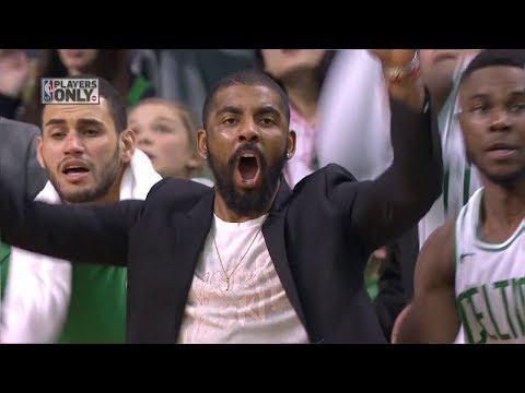 Marcus Morris Hits the Game-Winner | Thunder vs Celtics | March 20, 2018 | 2017-18 NBA Season