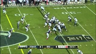 Ezekiel Ansah vs Utah State (2012)