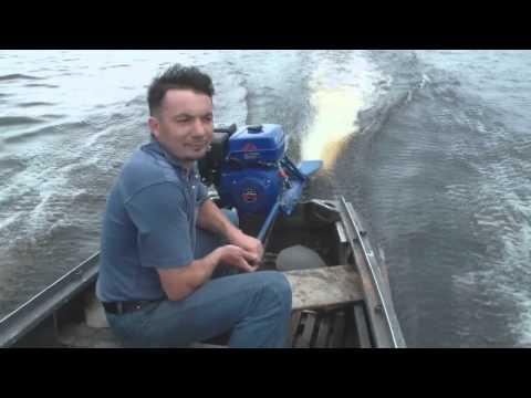 лодочный мотор болотоход bawad 109