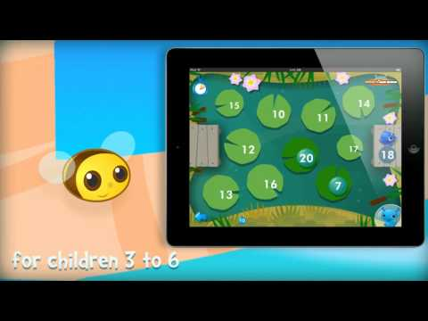 Video of Numbers & Addition! Math games
