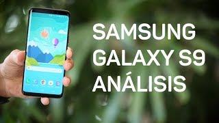 Samsung Galaxy S9: Análisis en menos de 3 minutos