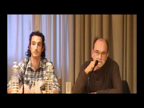 """Jornadas """"Móstoles sin petróleo"""": Carlos Taibo -Decrecimiento y crisis 6/6"""