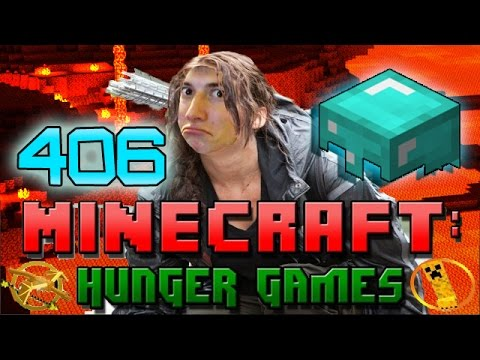 Minecraft: Hunger Games w/Mitch! Game 406 – Diamond Helmet Speed Run!