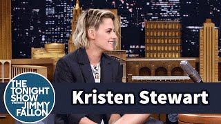 Kristen Stewart Changed Her Hair for Herself for the First Time in Years