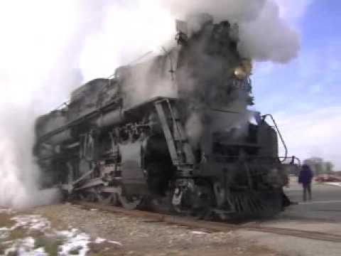 Pere Marquette 1225 Polar Express Steam Engine