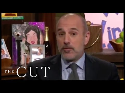 A Brief History of Matt Lauer Being Inappropriate