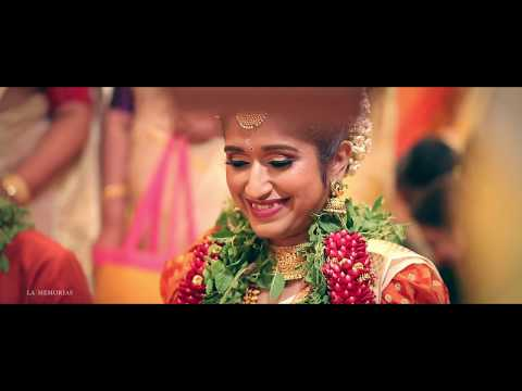 Traditional Hindu Nair Wedding Highlights Bangalore - Vinod + Sandhya