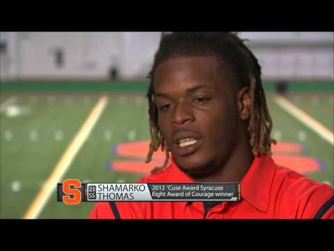 Shamarko Thomas Interview 10/3/2012 video.