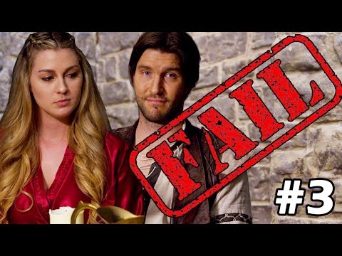 GAME OF THRONES PARODY (Game of Fail) - Ep 3 - Lannister Family Dinner