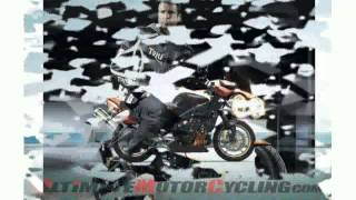 6. 2011 Triumph Street Triple R Features & Specification