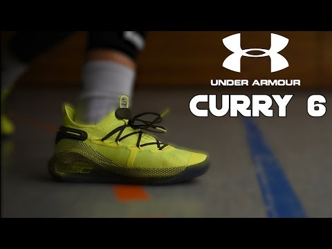 Under Armour Curry 6 - Performance Review - Ein solider Basketballschuh !?