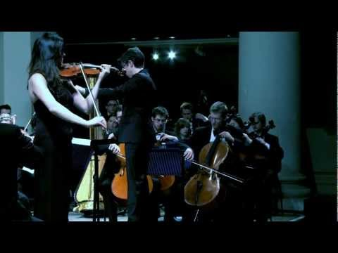 John Williams Schindler's List. Sabina Rakcheyeva, Violin. Sue Perkins, Conductor. Orion Orchestra (видео)
