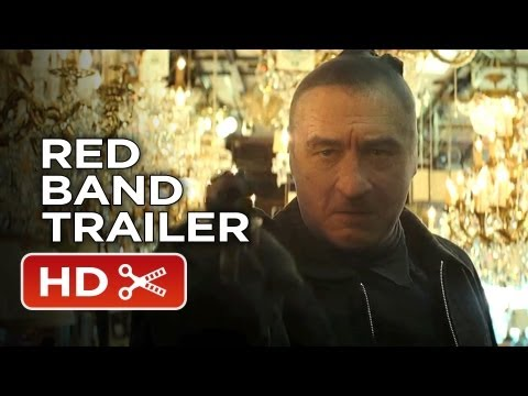 The Family Red Band Trailer (2013) – Robert De Niro, Michelle Pfeiffer Movie HD