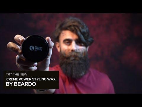 Beard styles - Beardo: Creme Power Styling Wax