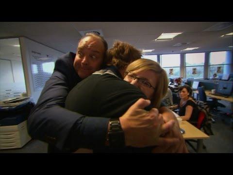 Nev's Sledgehammer Approach to Mending a Broken Heart - The Call Centre - Episode 1 - BBC Three