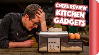 Chefs Review Kitchen Gadgets by SORTEDfood