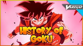 Video History Of Goku! MP3, 3GP, MP4, WEBM, AVI, FLV Oktober 2018