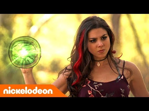 Les Thunderman | Max poursuit Phoebe | Nickelodeon France