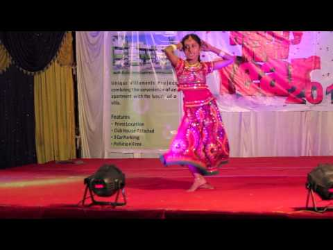 Sasmitha Chikni Chameli Dance (видео)