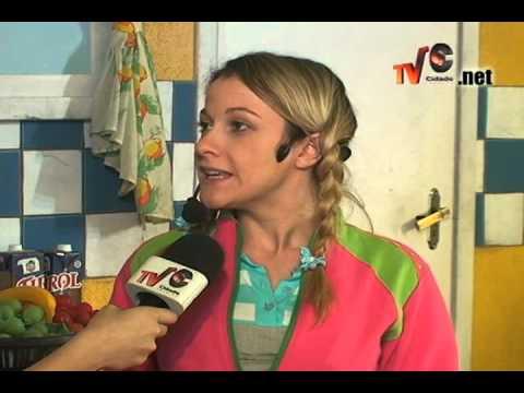 Palco da Reciclagem esteve em Joaçaba trazendo cultura e conhecimento - Matéria Cidade Notícias