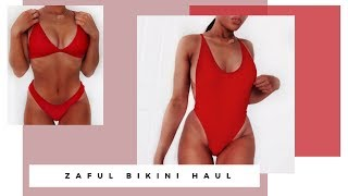 Nonton Bikini Baddie Haul   Zaful 3rd Anniversary June 2017 Special   Sarah Wore What Film Subtitle Indonesia Streaming Movie Download
