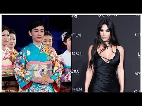 Kim Kardashian đặt tên đồ lót là Kimono, nhạy cảm văn hóa trong thương hiệu  VTV