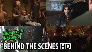 The Mortal Instruments: City of Bones (2013) Making of&Behind the Scenes (Part1/3)