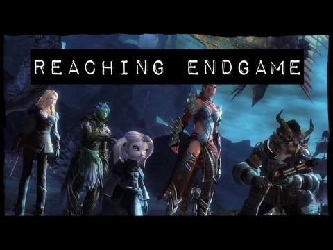 guild wars 2 - One of the many things I keep coming across and wanted to do a video about. Footage is of a lot of dying in aformentioned endgame :D.