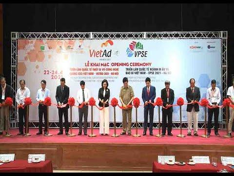 Viet Ad - VPSE, hoạt động XTTM thiết thực cho ngành quảng cáo, in ấn và bao bì