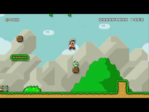 A Haiden Level Made For Everyone by Haiden ~ SUPER MARIO MAKER ~ NO COMMENTARY