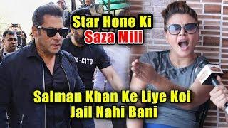 Video Rakhi Sawant Reaction On Salman Khan JAIL For Blackbuck Case MP3, 3GP, MP4, WEBM, AVI, FLV Desember 2018