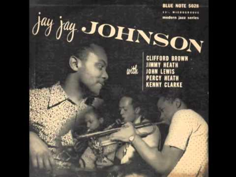 J. J. Johnson with Clifford Brown – Lover Man