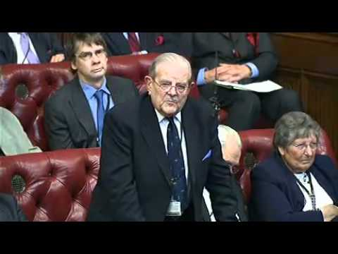 Discussion of Hepatitis C in the UK House of Lords June 2011