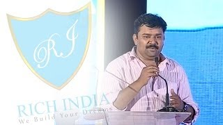 Gopinath Inspirational Speech At Rich India