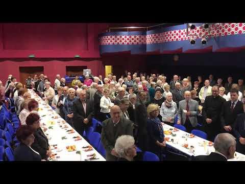 Wideo1: Spotkanie opłatkowe seniorów w Gostyniu