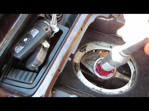 BMW Short Shifter Installation