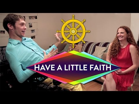 Faith - Life is Buddha-ful, this week Zach meets with Erica, a newcomer to buhddism. They talk about comedy writing, depresssion and faith. Zach learns to chant and ...