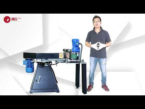 Máy mài đai nhám 3GV-MH: Máy mài nhám hộp tự động