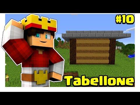 IL TABELLONE DELL'ISCRITTO | Minecraft ITA #10
