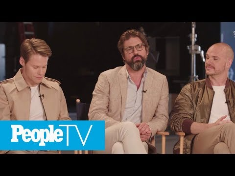 Gale Harold Discusses The First 'Queer As Folk' Scene Ever Shot   PeopleTV   Entertainment Weekly