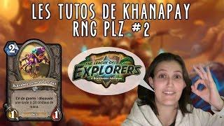 Les tutos de Khanapay - RNG PLZ #2 - Scarabée orné de joyaux et Discover