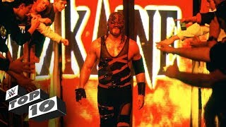 Video Kane's greatest returns: WWE Top 10, July 9, 2018 MP3, 3GP, MP4, WEBM, AVI, FLV Juli 2018