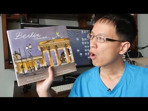 Book Review: Berlin Sketchbook by Fabrice Moireau