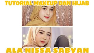 Video Tutorial Makeup dan Hijab ala Nissa Sabyan Gambus MP3, 3GP, MP4, WEBM, AVI, FLV Juni 2018