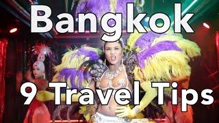 Video 9 Great Travel Tips for Visiting Bangkok MP3, 3GP, MP4, WEBM, AVI, FLV Agustus 2018
