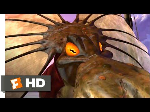 Sinbad (2003) - Kraken Attack Scene (2/10) | Movieclips